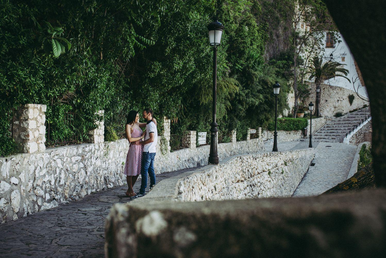Reportaje Preboda en Guadalest