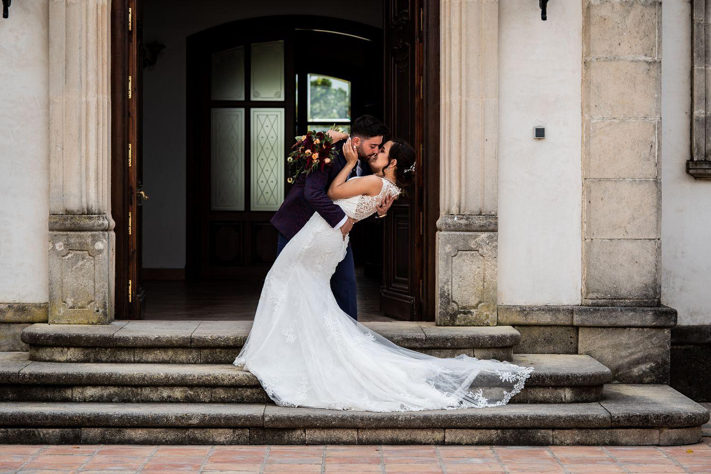 Reportaje de boda en Finca Villa Vera